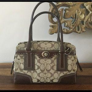 Vintage Coach satchel